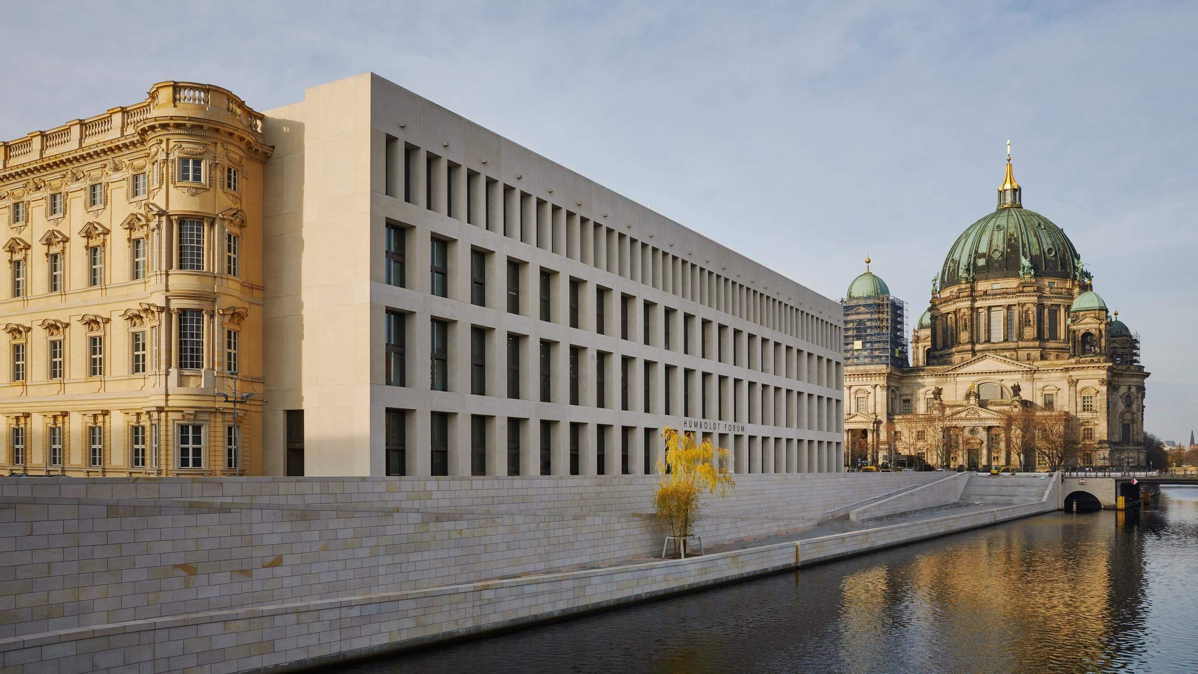 Будівництво форуму Гумбольдта розпочалося у 2012 році / Фото Dezeen