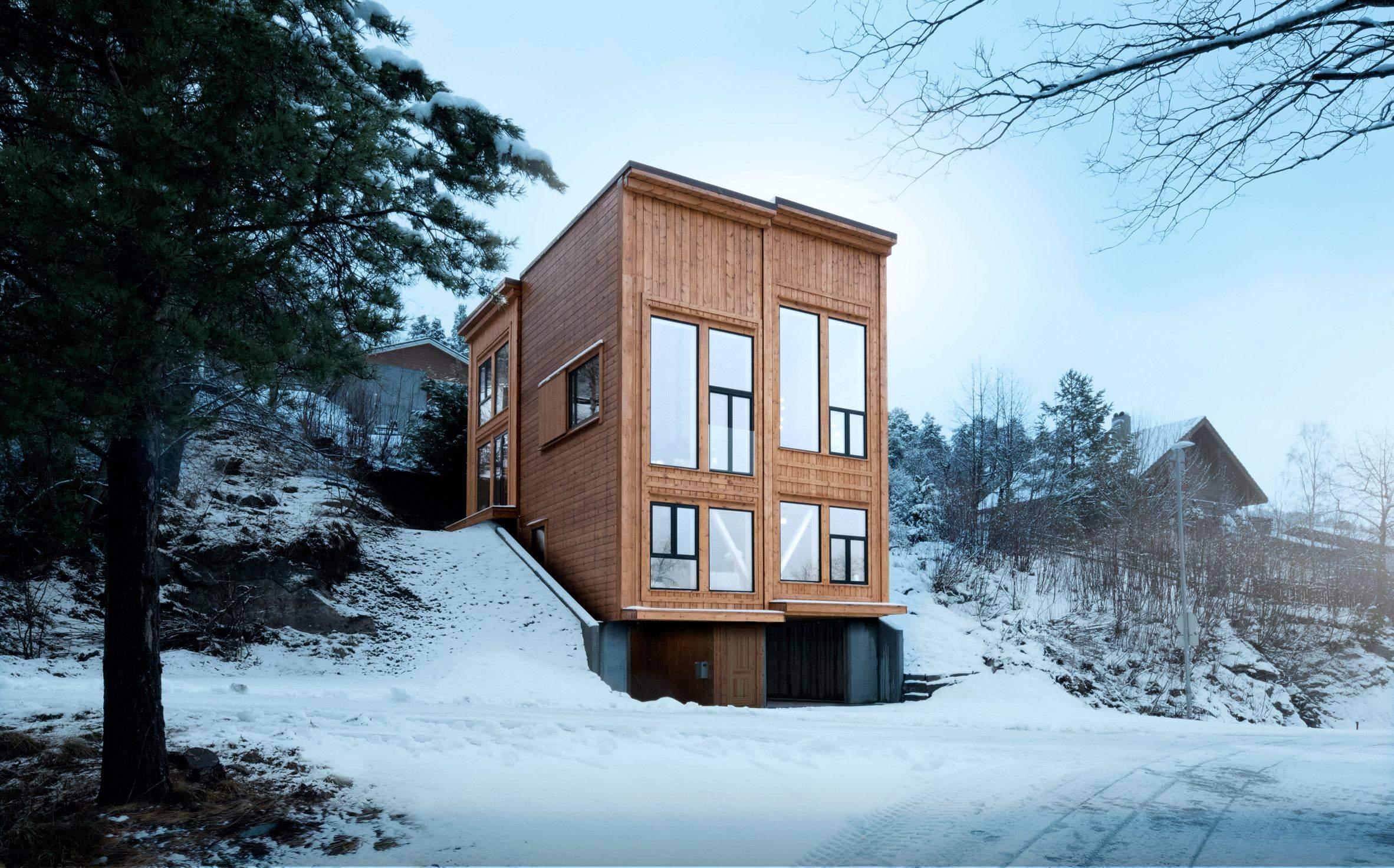 Чудовий вигляд дому / Фото Dezeen