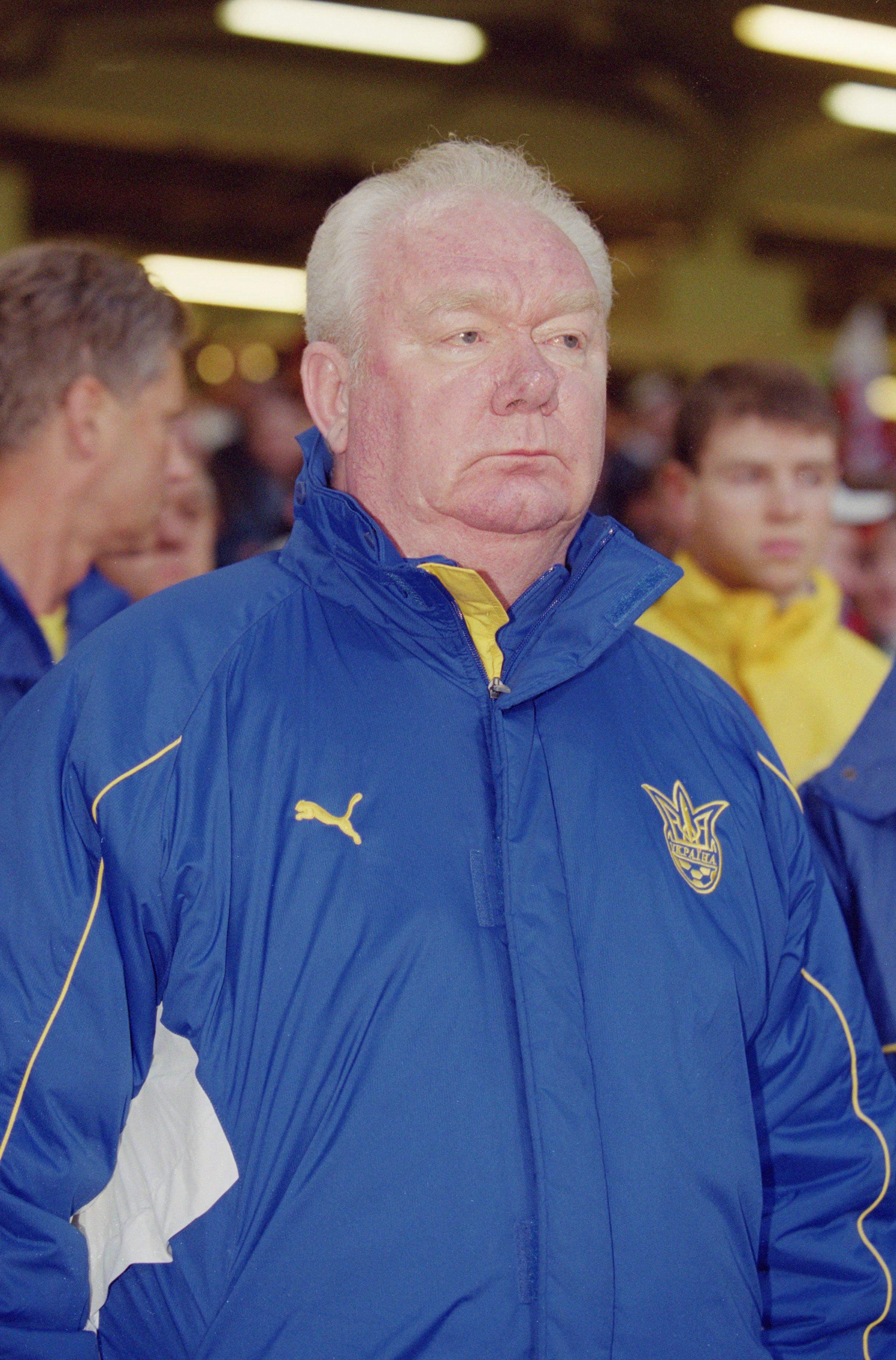 Валерій Лобановський