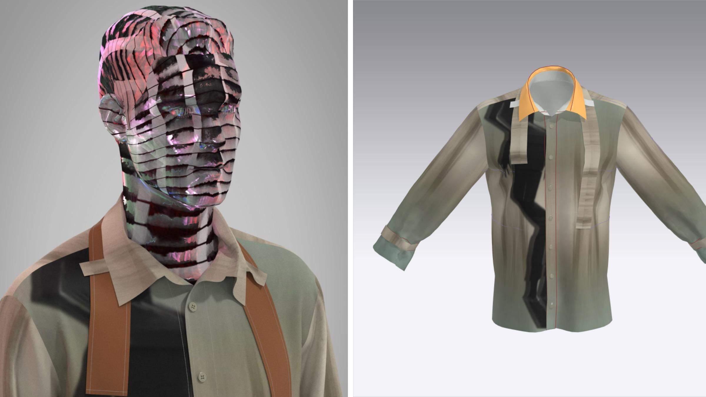 Українці створюють 3D-одяг