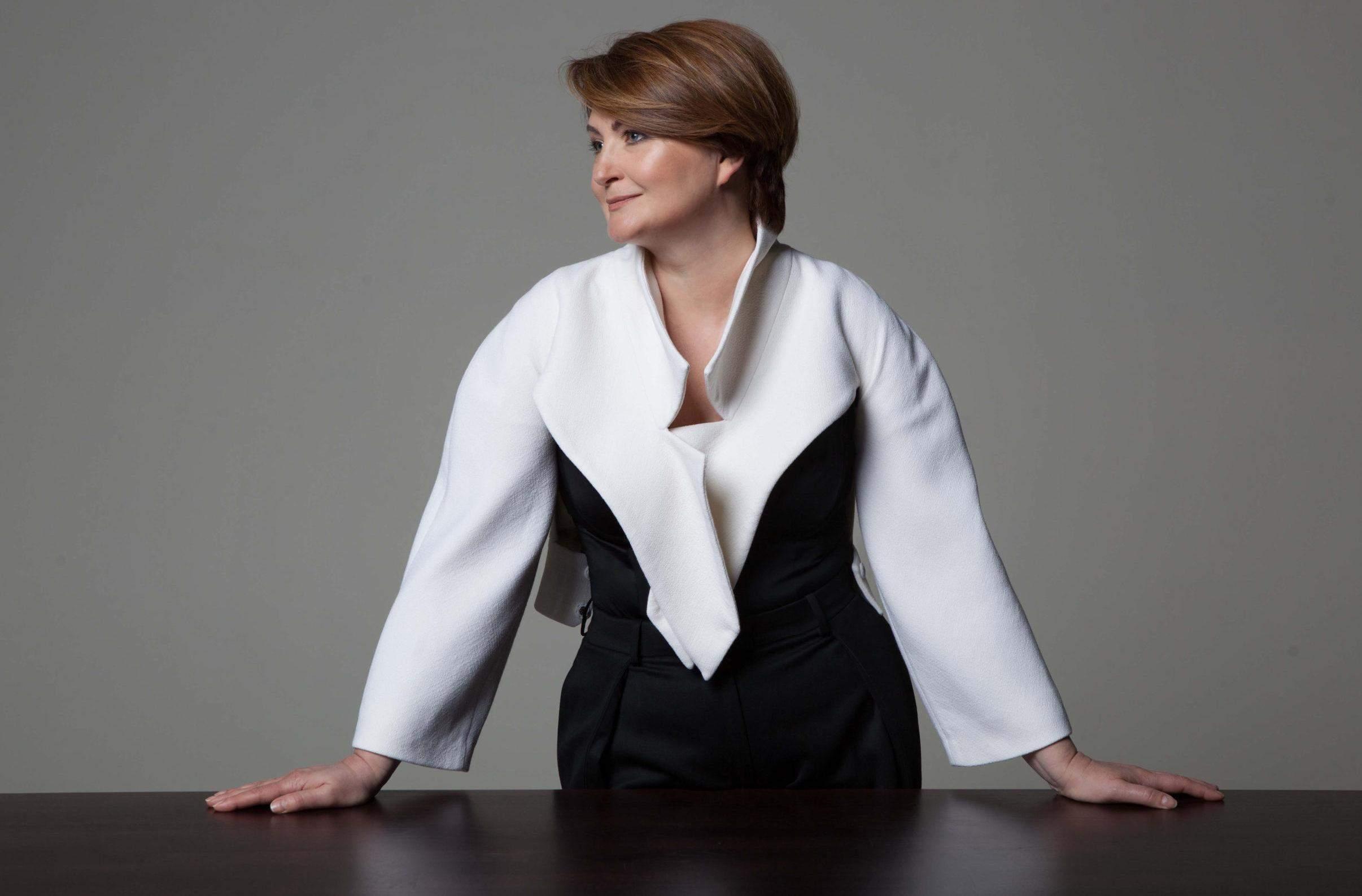 Ирина Данилевская - соучредитель Ukrainian Fashion Week