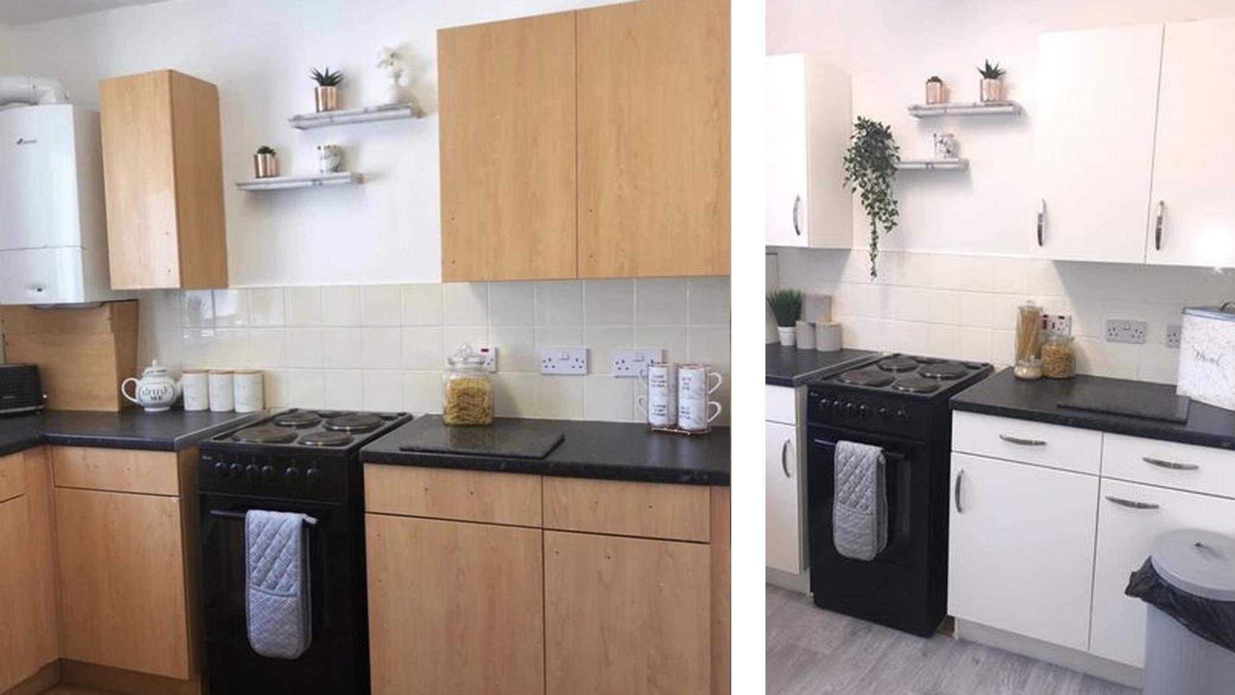 Із квартири з голими стінами у затишний дім: пара поділилася результатом самостійного ремонту