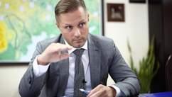 Глава АМКУ Терентьев отозвал заявление об отставке:он хотел увольнения из-за давления Зеленского