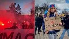 Головні новини 8 березня: пікет під дачею Зеленського, Міжнародний день жінок