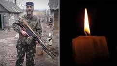 Оккупанты на Донбассе убили солдата из Грузии: фото