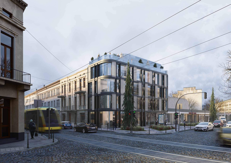 Бізнес-центр у Львові