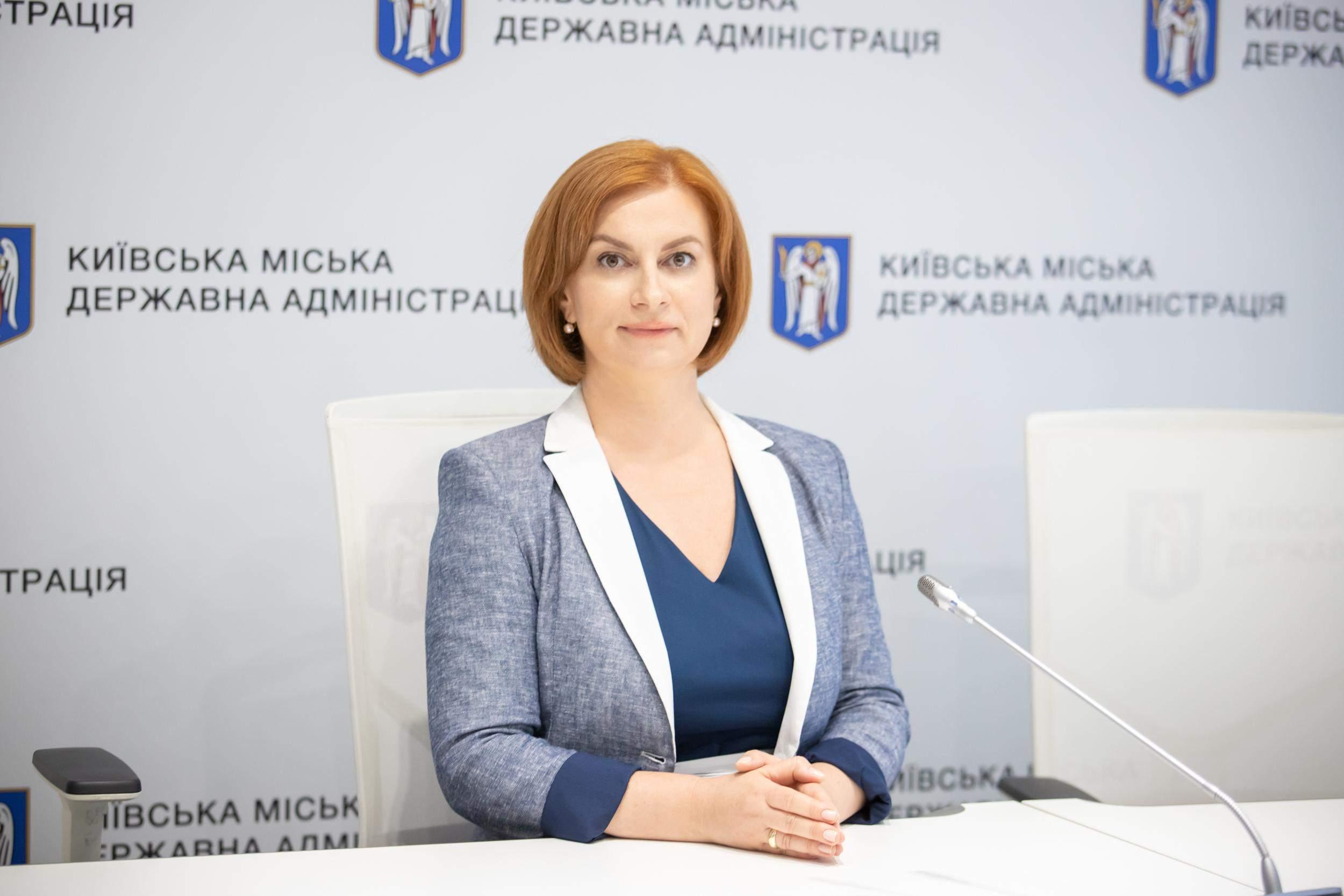 Ганна Старостенко Київ Лідер з вакцинації 14 вересня 2021