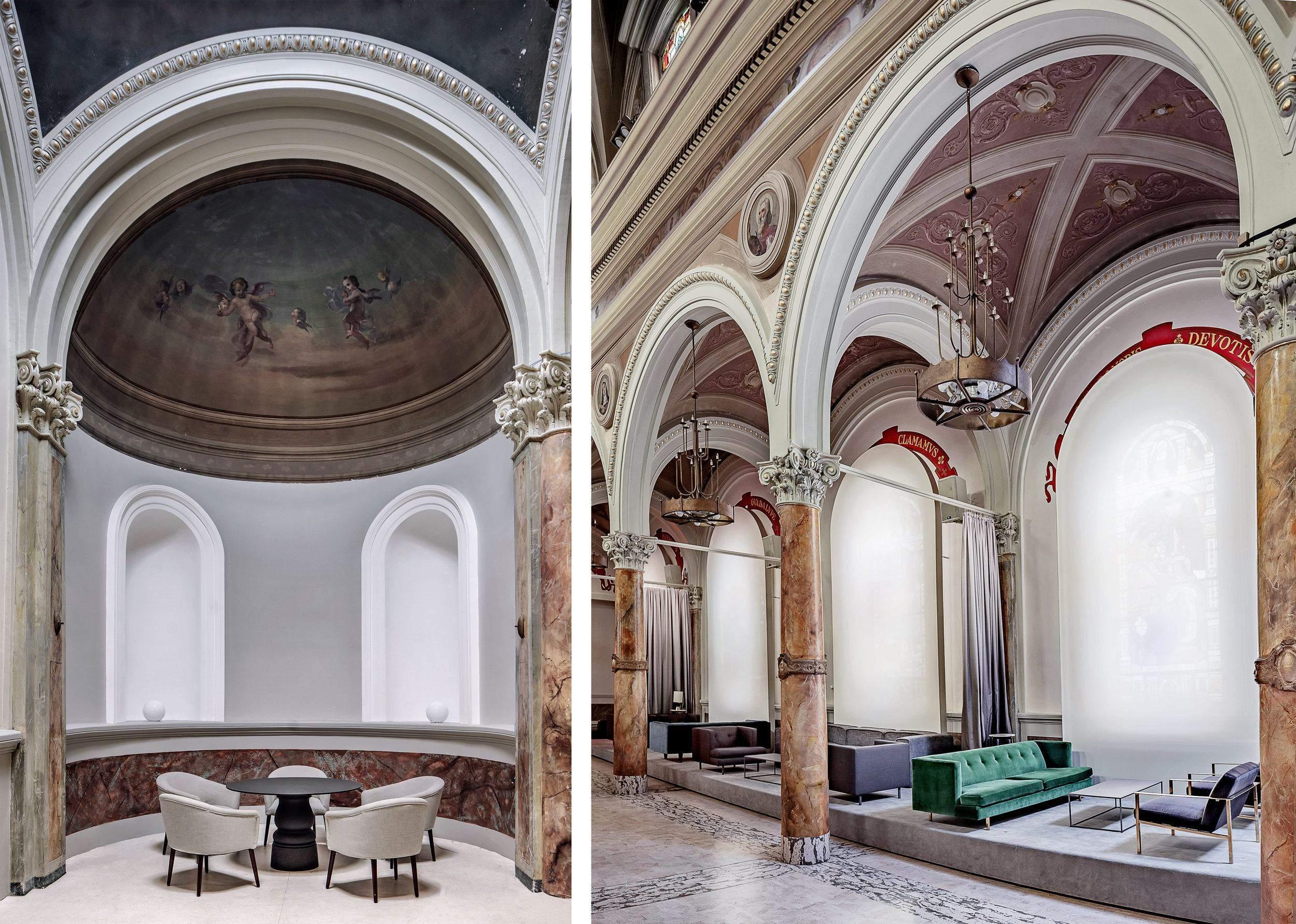 Українське архітектурне бюро перетворило каліфорнійську церкву на сучасний культурний центр