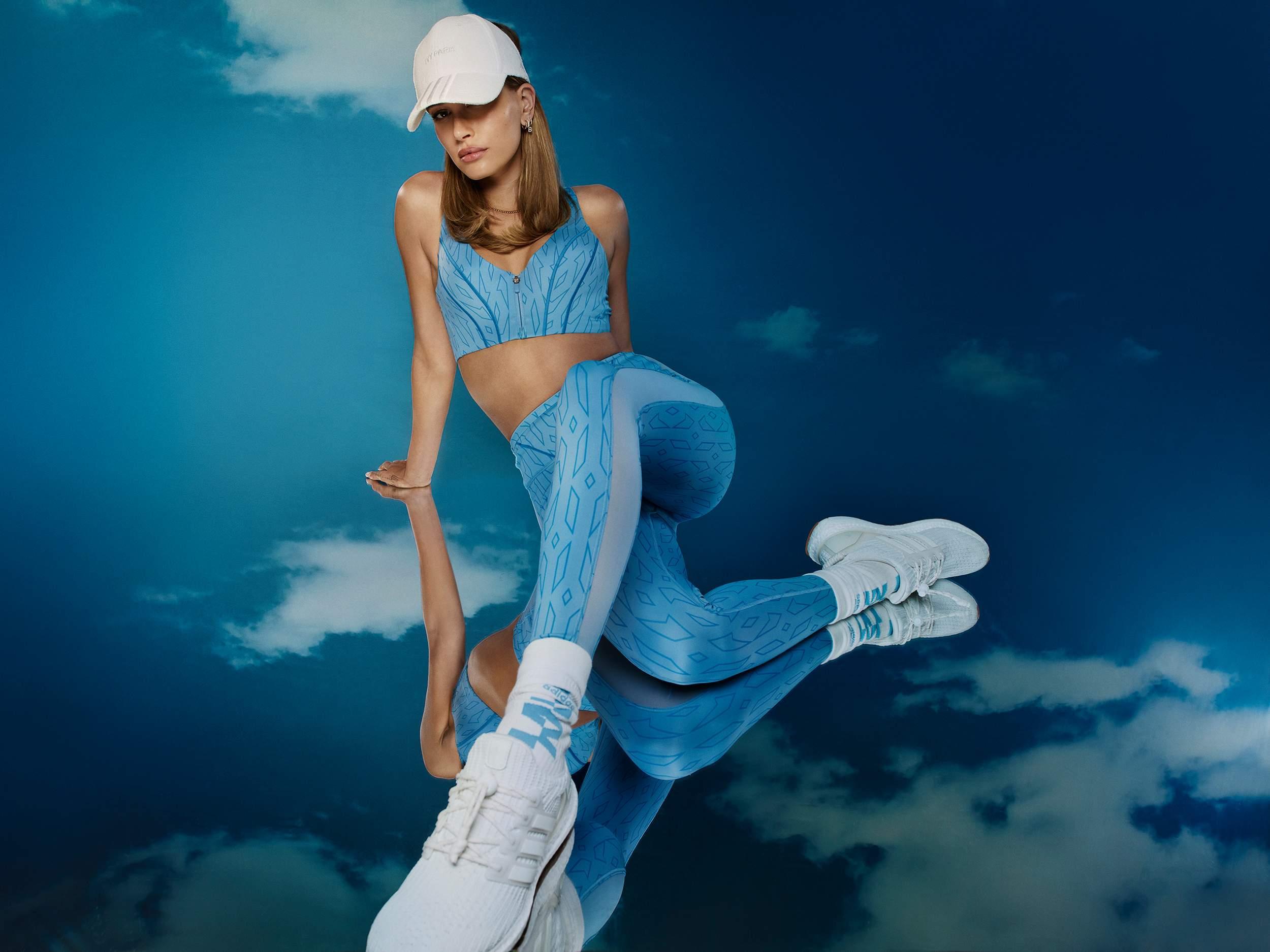 Лукбук спільної колекції Adidas та Бейонсе