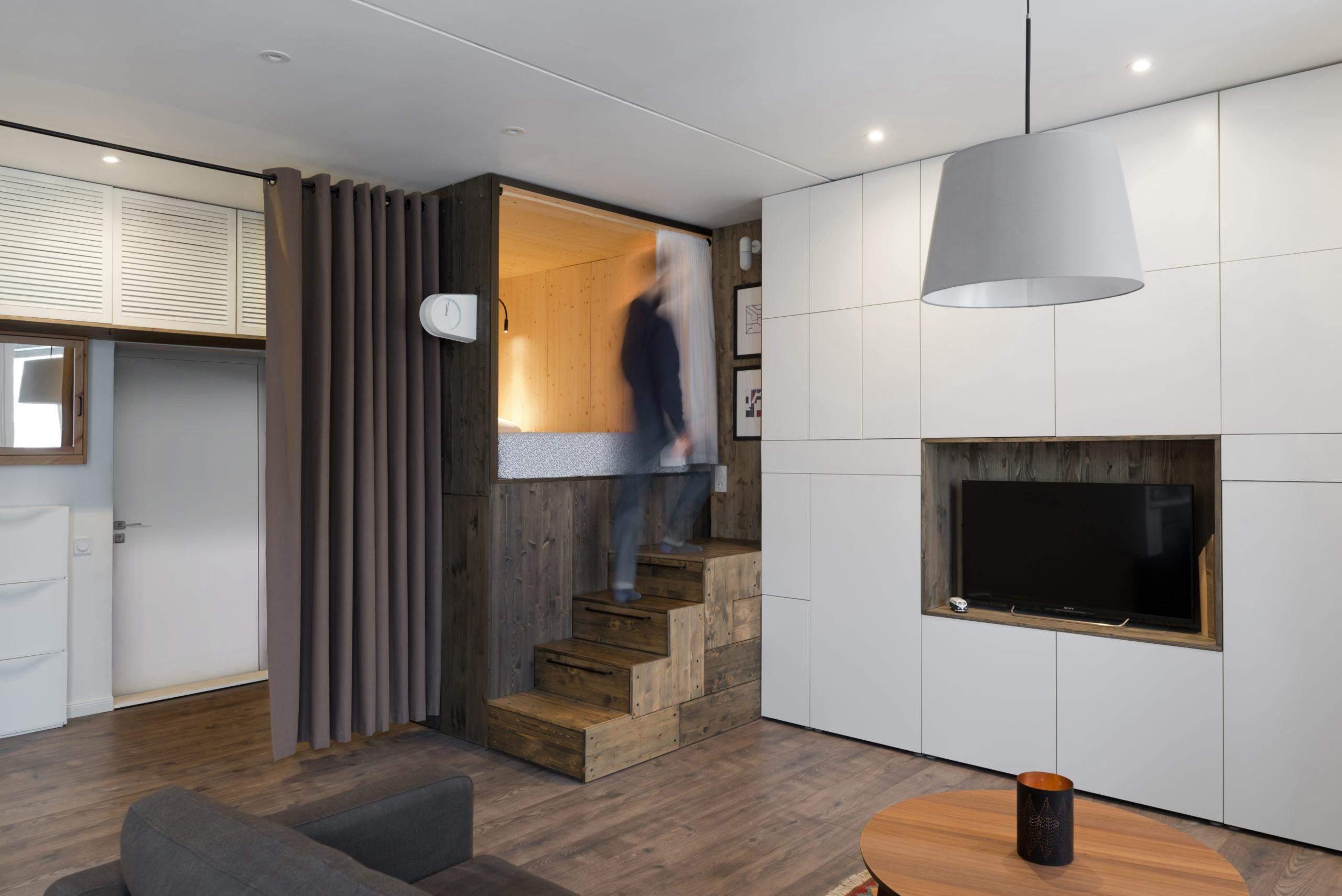 Квартира, площею 35 квадратних метрів