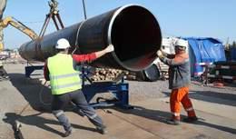 """Росія хоче добудувати """"Північний потік-2"""" до кінця 2021 року"""