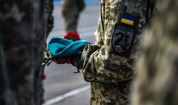 На Донбасі загинув 19-річний захисник з Дніпропетровщини: ім'я героя