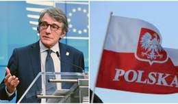 Глава Європарламенту допустив можливість блокування виплат Польщі з бюджету ЄС