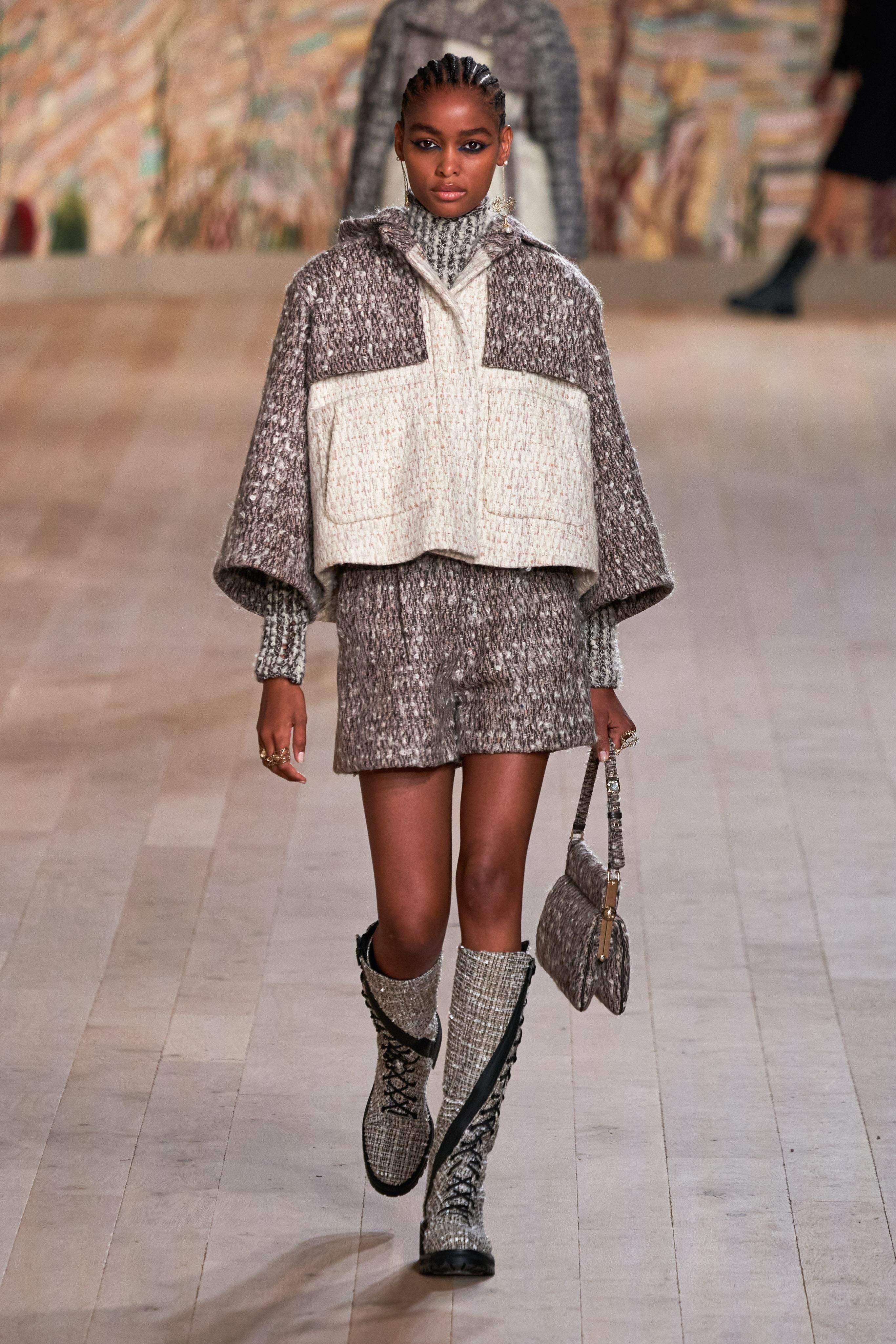 Колекція Dior Couture осінь – зима 2021/22