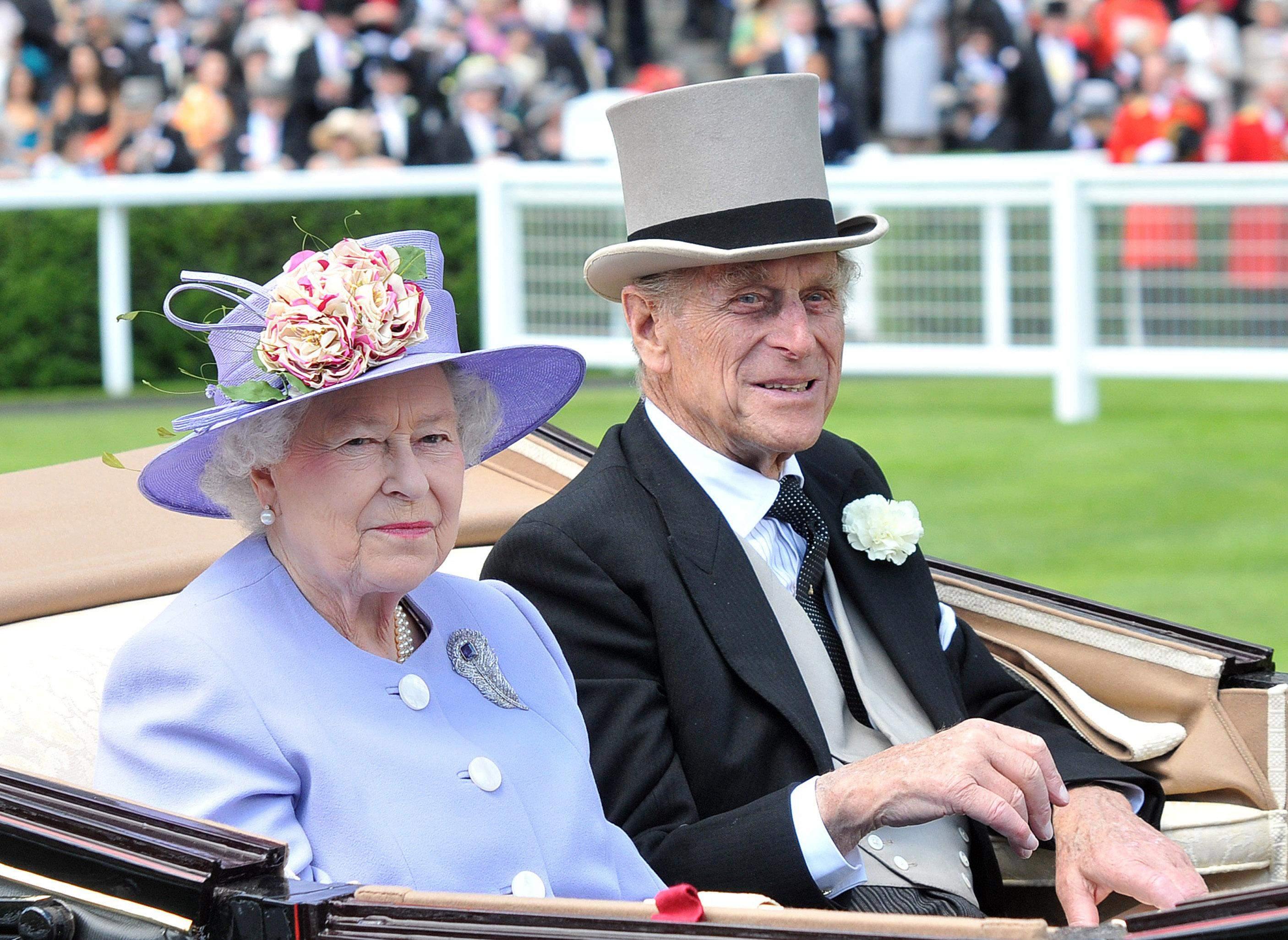 Принц Філіп і Єлизавета II