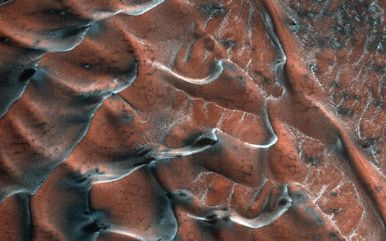 Дюни на Марсі