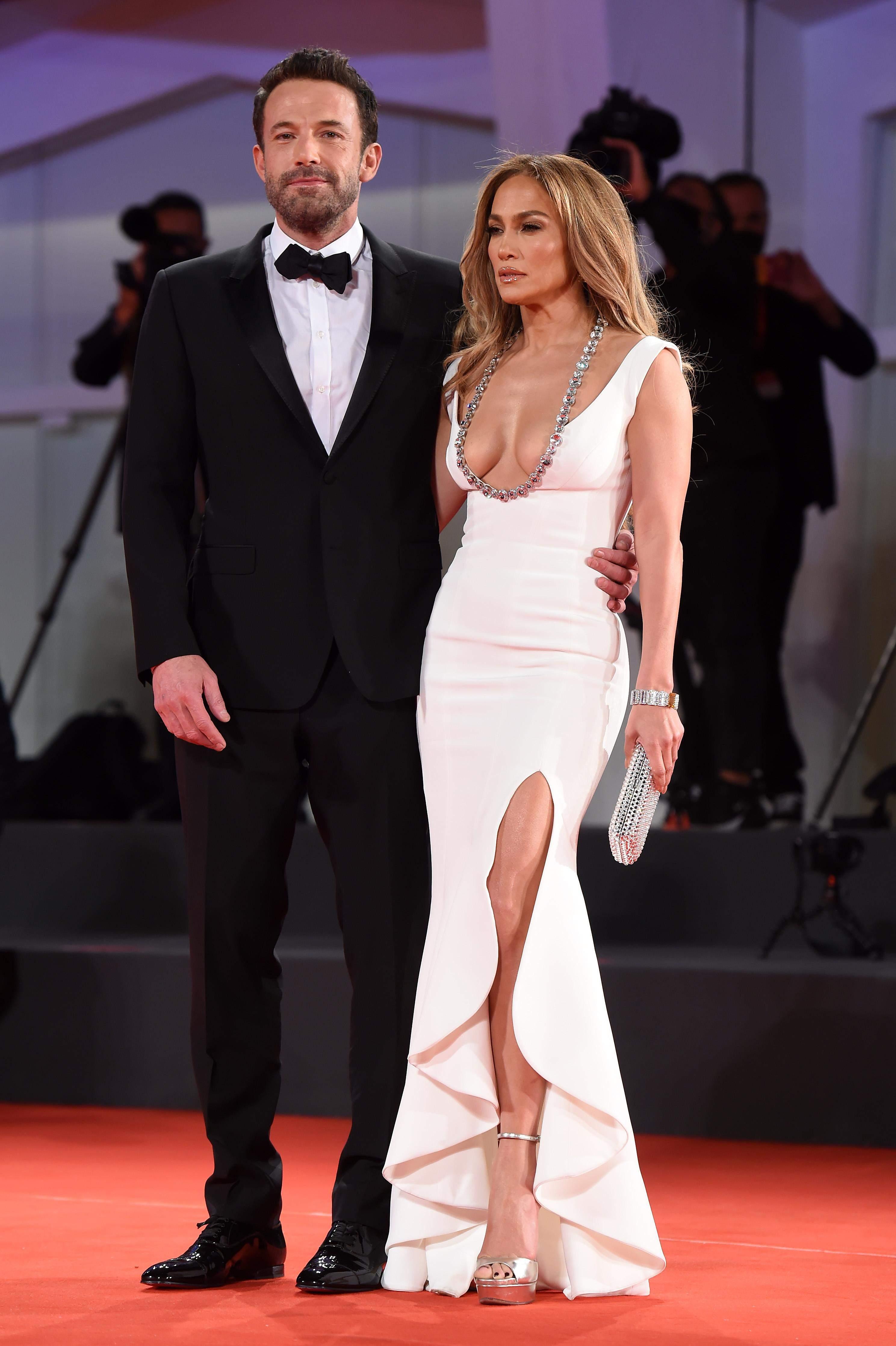 Дженніфер Лопес і Бен Аффлек на Венеційському кінофестивалі