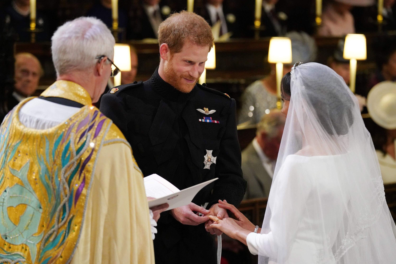 Весілля Меган Маркл і принца Гаррі