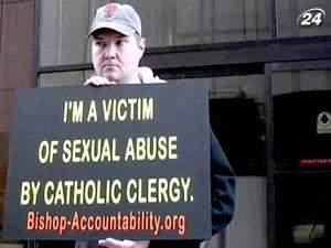 Очередной секс-скандал в католической церкви. В американской