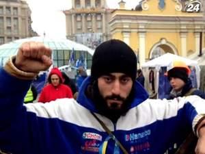 Один із застрелених активістів - Сергій Нігоян