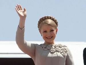 Юлія Тимошенко вже на волі