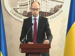 Євросоюз підтримав скасування віз для України, – Яценюк