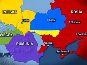 Жиріновскій запропонував Польщі, Угорщині та Румунії поділити територію України