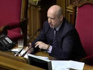 Учорашній штурм Верховної Ради – це провокація ФСБ, — Турчинов