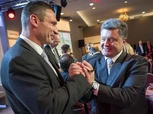Кличко підтримав кандидатуру Порошенка і йде в мери Києва