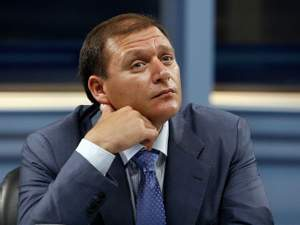 Партія регіонів висунула кандидатом у президенти Добкіна