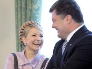 Порошенко закликав Тимошенко зняти свою кандидатуру на виборах