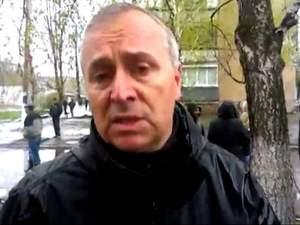 У Слов'янськ прибули спостерігачі ОБСЄ