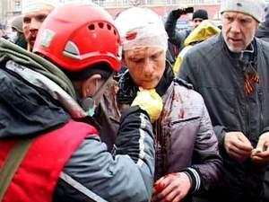 Хроніки подій за 13 квітня: криваві події на сході і відеозвернення Януковича