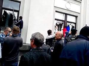 Проросійські активісти захопили Луганську ОДА
