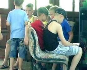 В одеському санаторії перебувають 600 біженців з Криму та Сходу