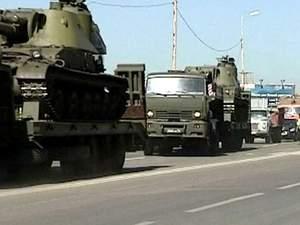 РФ продовжує нарощувати війська біля кордону з Україною, — Держприкордонслужба
