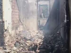 """Бойовики з установок """"Град"""" хаотично обстрілюють житлові квартали Горлівки"""