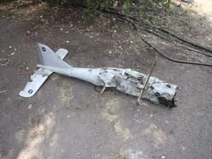 В Запорізькій області збили російський безпілотник, — РНБО