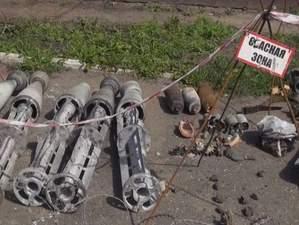 Дітей Донбасу вчитимуть, як не натрапити на міни