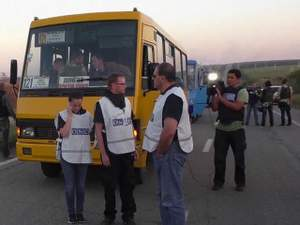 Українці та терористи провели обмін полоненими