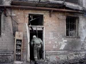 У Донецьку тривають обстріли мирних жителів