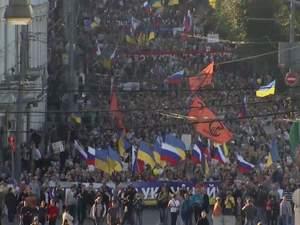 В десятках міст світу відбулися марші миру проти російської агресії