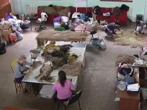 У Запоріжжі волонтери створюють для військових спеціальне маскування
