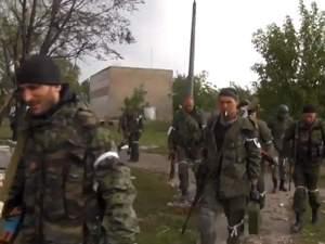 терористи обстіляли сили АТО, бійці 32-го блокпосту вийшли з оточення