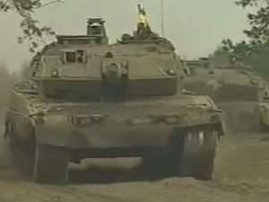 Через українську кризу в Європі почали купувати більше танків