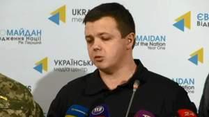 Ніякої гуманітарної катастрофи на Донбасі немає, — Семенченко