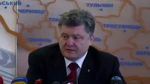 Немцов хотел обнародовать доказательства присутствия России в Украине, — Порошенко