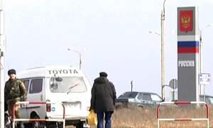 Россияне теперь могут попасть в Украину только по заграничным паспортам