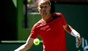 Теннис. Долгополов пробился в 3-й раунд турнира в Майами