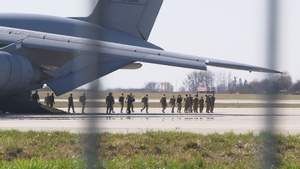 В Україні висадився американський десант
